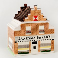 Jaarsma Bakery Cookie Jar
