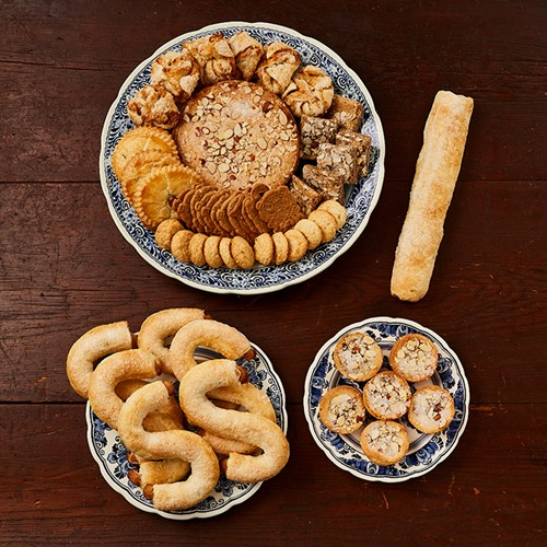 Pastries: Pastries | Dutch Pastries | Strudels | Dutch Letters | Jaarsma Bakery: Jaarsma Bakery