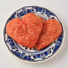 Andre's Almond Filled Butter Cookies (2 Heart-shaped)